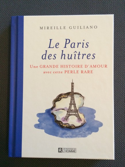 Le Paris des huitres