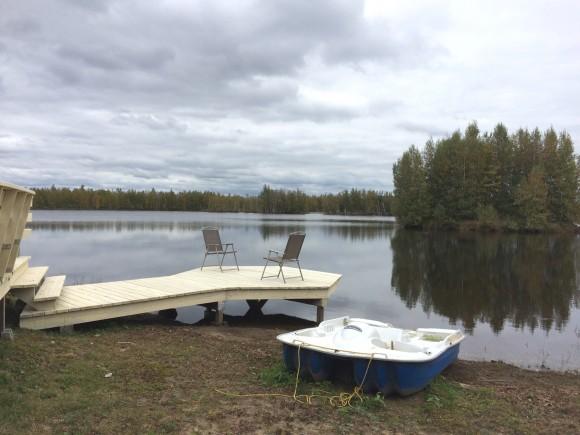 lac Le Moine
