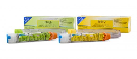 EpiPen et EpiPen Jr