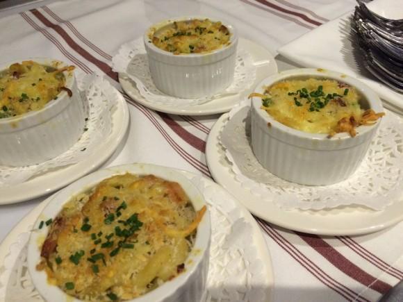 Mac & Cheese. Tavernet Gaspard