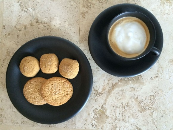 Biscuits au gingembre et biscuits croquants vanille