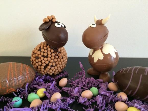 Chocolats de paques JetC