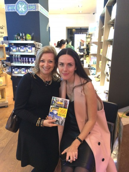 Avec Marie-Joëlle Parent, lors d'un événement Keilh's