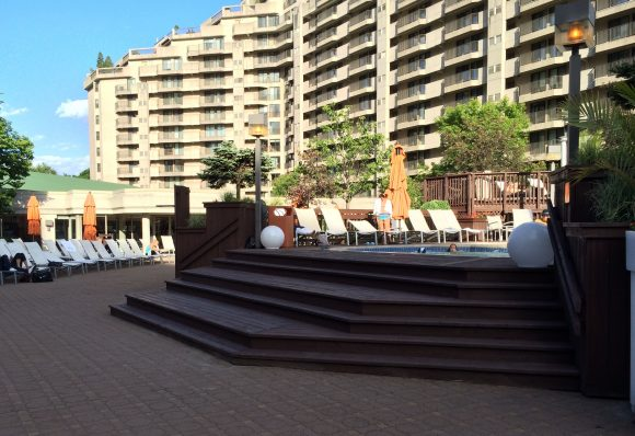 Midtown terrasse