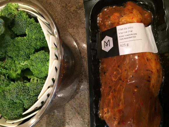 filet de porc Maillard