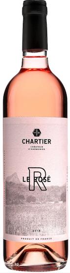 vin rose Chartier