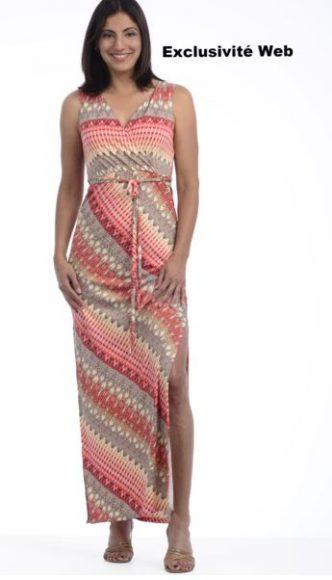 La robe 9139 vendue exclusivement sur le site web
