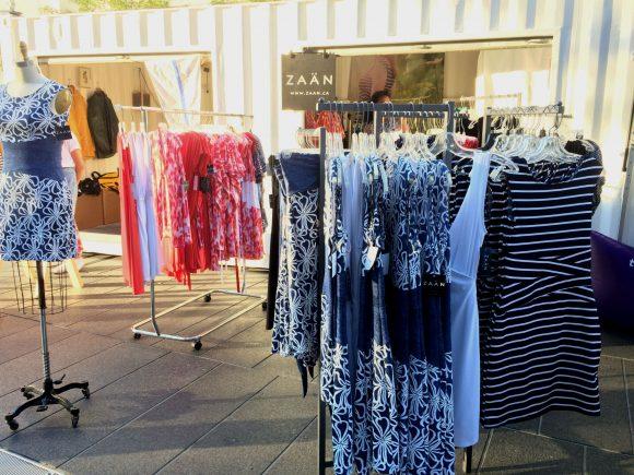 ZAÄN Boutique éphémère au Festival Mode et Design 2016