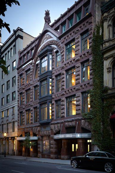 Photos source : Hôtel Intercontinental